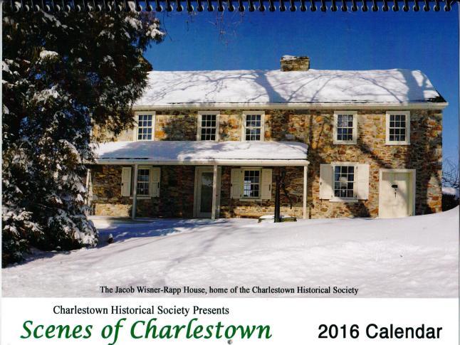 CHS 2016 Calendar Cover